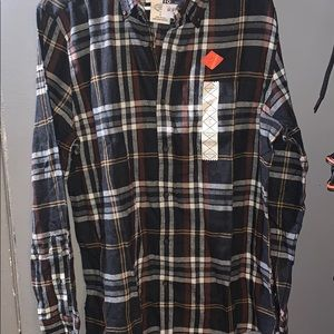 Brand new men's super soft flannel.